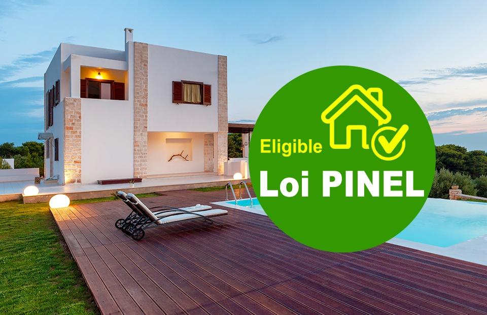 Immobilier : Loi Pinel outre-mer la défiscalisation